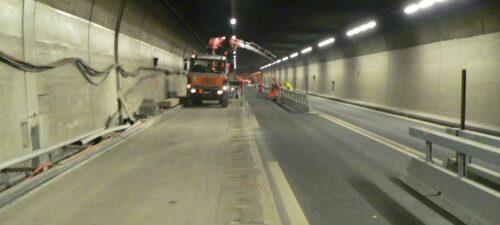 Sanierung Loppertunel